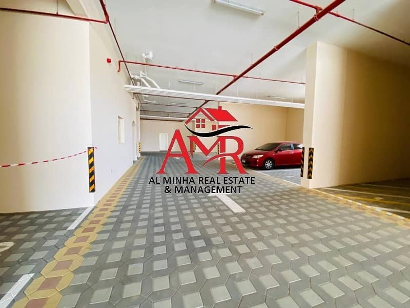 10 Brand New Flat With Elevator & Free Parking