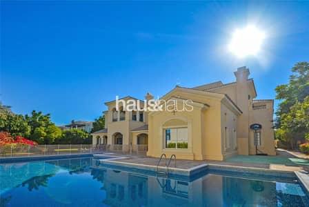 6 Bedroom Villa for Sale in Arabian Ranches, Dubai - Type A   Polo Field View   20,000 sq.ft Plot