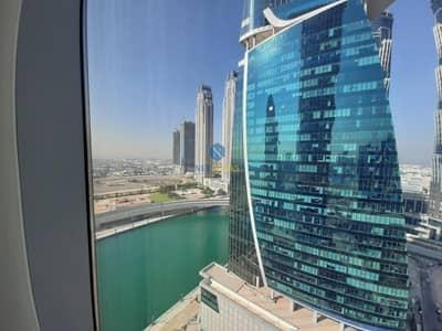 مکتب  للايجار في الخليج التجاري، دبي - Furnished Office/shop Ground Floor|Prime location