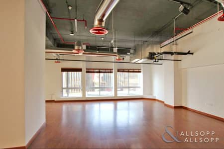 Office for Rent in Jumeirah Beach Residence (JBR), Dubai - Fitted Office | Great Location | Sea Views