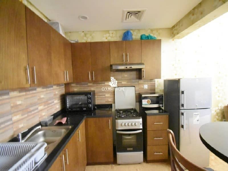 2 Fully Furnished| Upgraded One Bedroom|Chiller Free