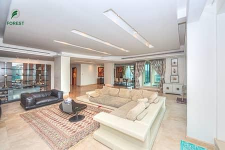 4 Bedroom Penthouse for Sale in Dubai Marina, Dubai - Lavishly Furnished PH | Full Marina View | Vacant