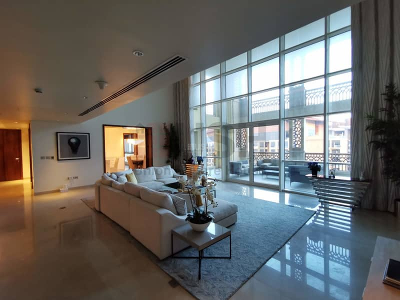 2 Fully Upgraded and Furnished 4Br Penthouse