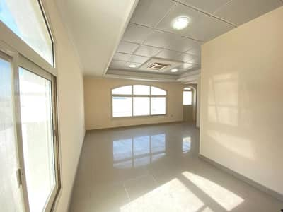 Studio for Rent in Al Matar, Abu Dhabi - studio brand new with tatweeq no commission with share balcony