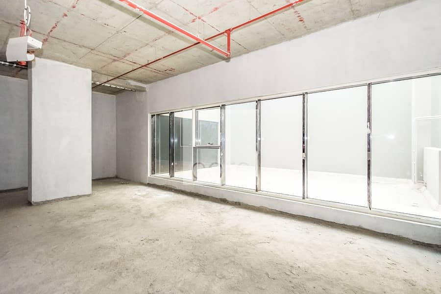 Vacant Unit | Shell and Core | DED License
