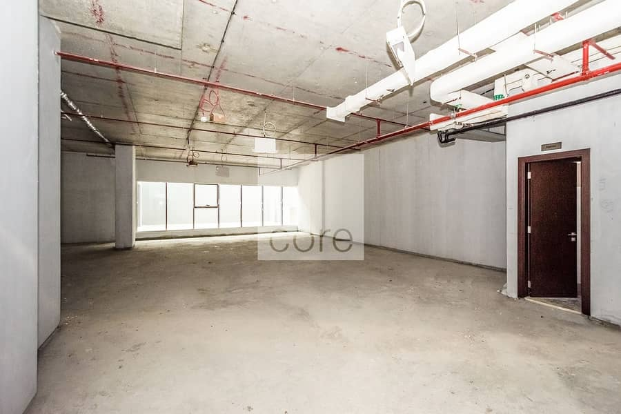 2 Vacant Unit | Shell and Core | DED License