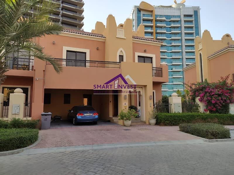 Fully Furnished 5 BR + Maids room Villa for rent in Bloomingdale