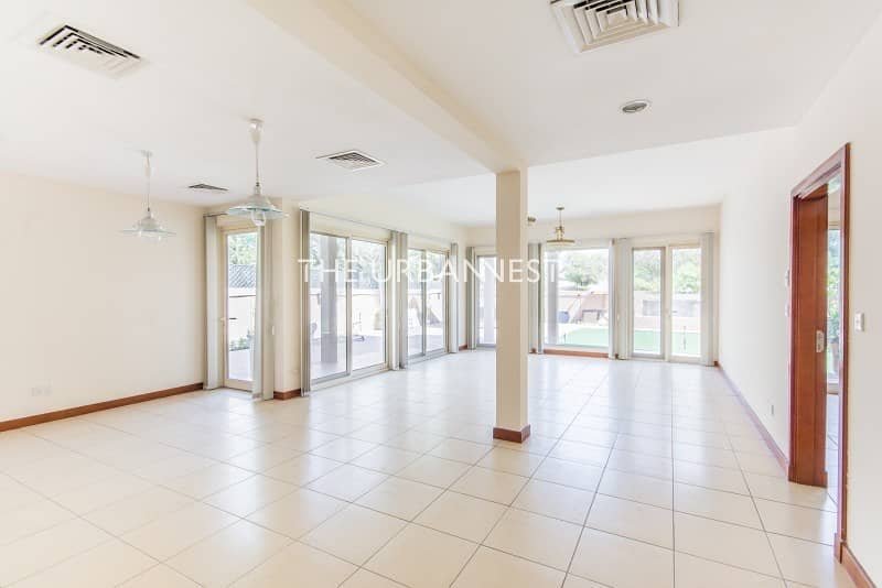 2 Fully Furnished | Stunning Type 7 | 4BR with Maid