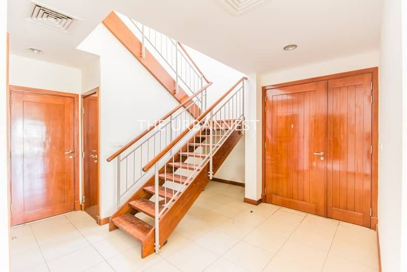 12 Fully Furnished | Stunning Type 7 | 4BR with Maid