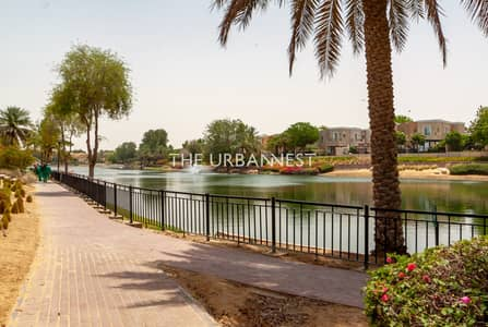 3 Bedroom Townhouse for Sale in Arabian Ranches, Dubai - Well Priced 3M | Opposite the Lake | 3 Bed
