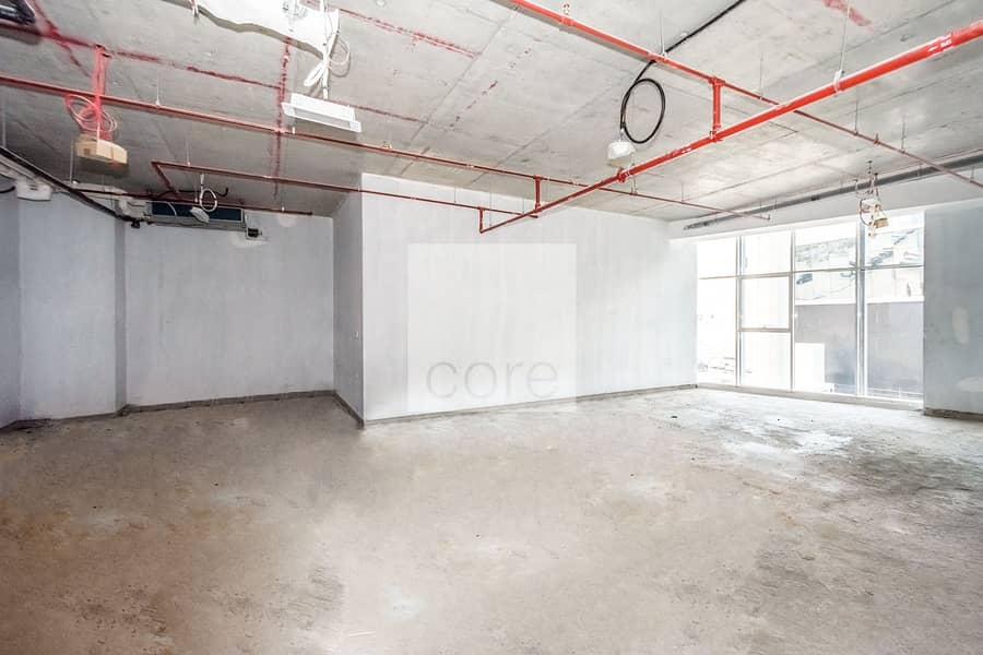 2 Easy Access | Shell and Core | Vacant Office