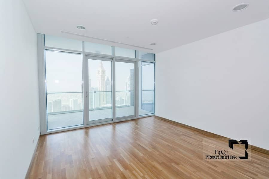 2 DIFC and Sea View | High Floor| 02 type