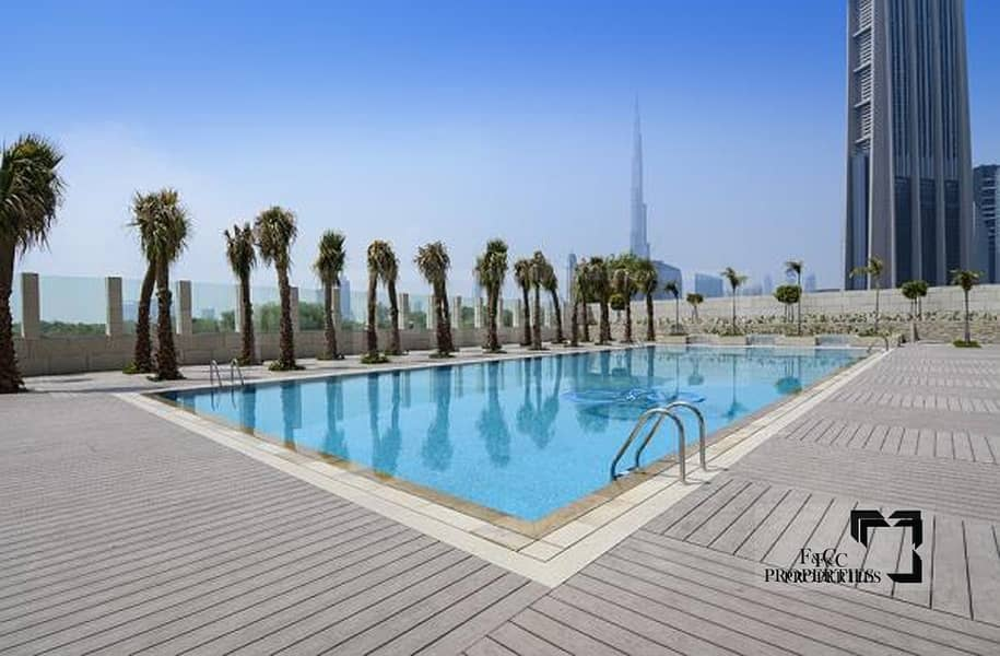10 DIFC and Sea View | High Floor| 02 type