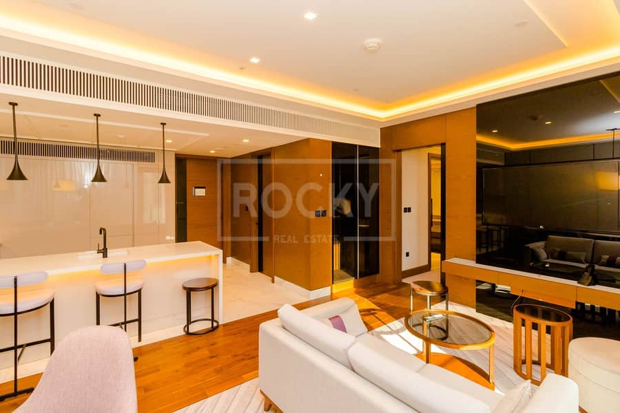 Upgraded Interiors | Fully Furnished | 1-Bed