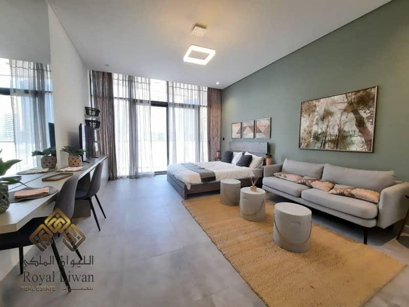 10 Elegant Apartments starting from 368k Dubai residential Complex V tower