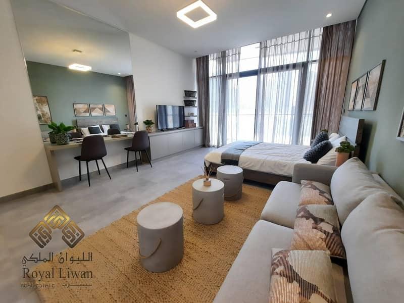 Elegant Apartments starting from 368k Dubai residential Complex V tower