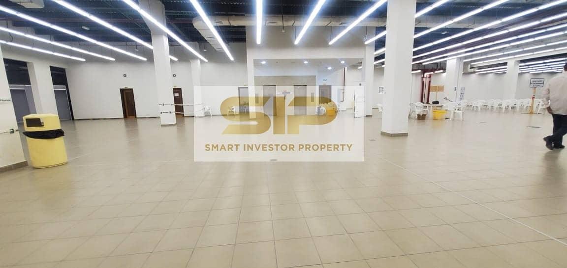 Brand New Hypermarket for Rent