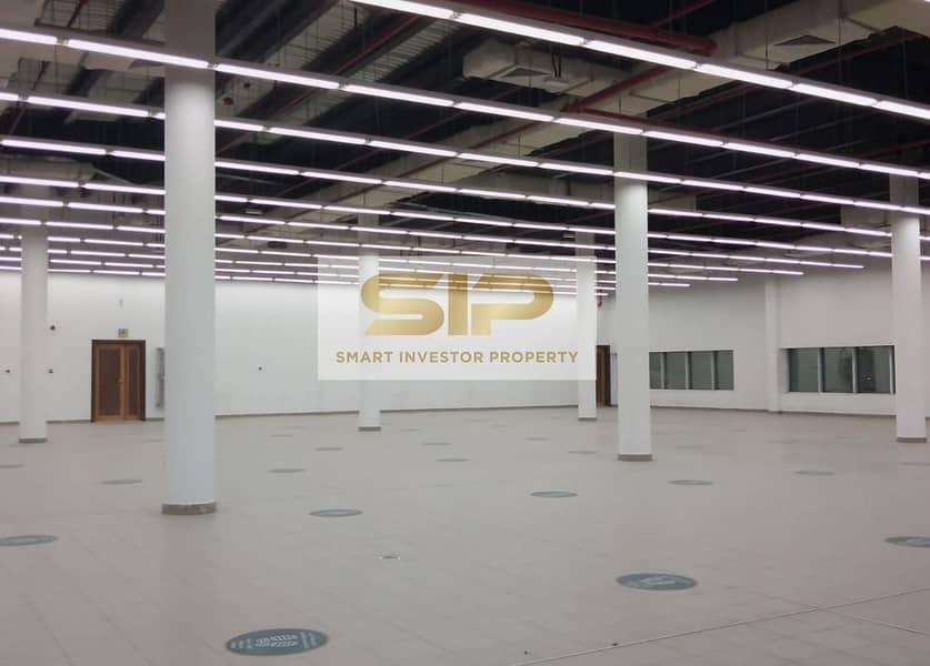 2 Brand New Hypermarket for Rent