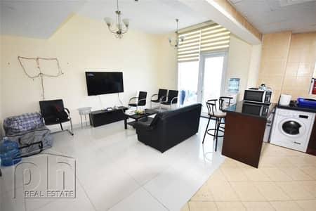 فلیٹ 1 غرفة نوم للايجار في مثلث قرية الجميرا (JVT)، دبي - Furnished | Spacious | Great Facilities