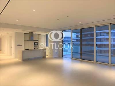 فلیٹ 2 غرفة نوم للايجار في البراري، دبي - Lake Facing | Brand New 2Br + Maid | Large Terrace