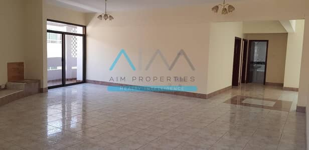 3 Bedroom Apartment for Rent in Bur Dubai, Dubai - Huge 3 Br. aprt Near Astoria Hotel