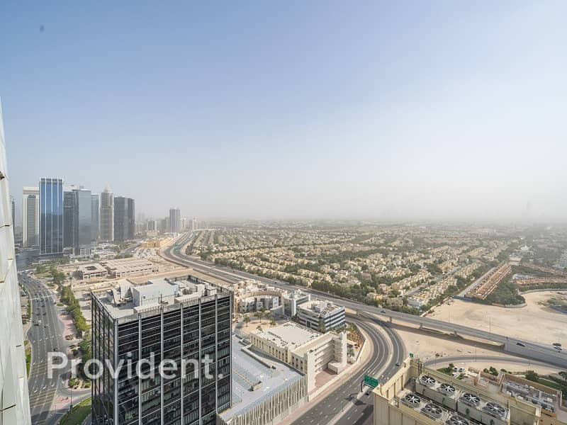 2 Amazing Views|Price to Lease|Dubai Arch Tower