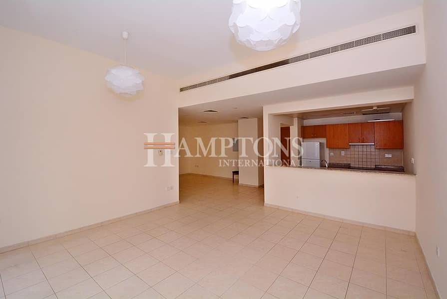 Excellent 3 Bed || Al Ghaf I| Road View