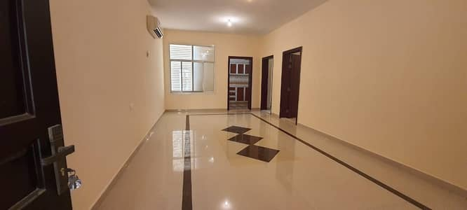 2 Bedroom Flat for Rent in Baniyas, Abu Dhabi - Outstanding Two Bedrooms Huge Separate  Living Hall Proper Separate Full Kitchen Apartment  Available For Rent At Baniyas East