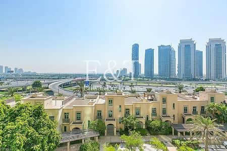 فلیٹ 4 غرف نوم للايجار في دبي مارينا، دبي - Ready to Move In:Low Floor with Golf Course View