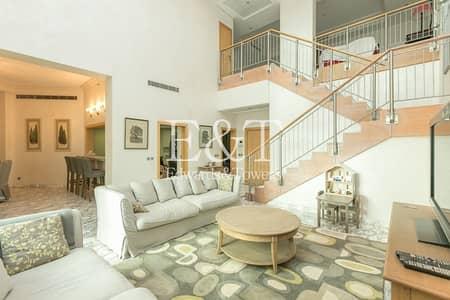 بنتهاوس 4 غرف نوم للبيع في نخلة جميرا، دبي - Stunning Duplex Penthouse | Type G