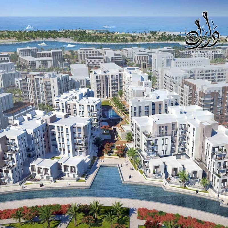 FOR THE FIRST TIME IN MRYAM ISLAND | 4BR WITH SEA VIEW'S | EASY & MONTHLT PAYMENT PLAN. .