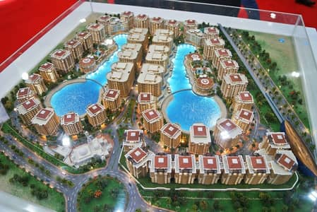 Studio for Sale in Dubai Investment Park (DIP), Dubai -  Spacious Studio with Excellent Views.