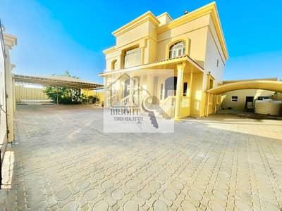 7 Bedroom Villa for Rent in Al Towayya, Al Ain - Spacious 7 Bedroom Villa in Al Towayyah
