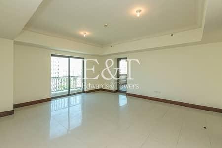 فلیٹ 3 غرف نوم للبيع في نخلة جميرا، دبي - Spacious 3 BR Apt | Type A | Golden Mile