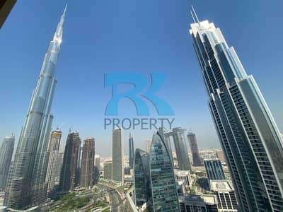 استوديو  للبيع في وسط مدينة دبي، دبي - Burj Khalifa View