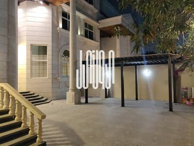 8 Bedroom Villa for Rent in Al Mushrif, Abu Dhabi - luxurious and large villa in Mushrif