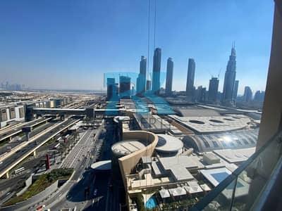 استوديو  للبيع في وسط مدينة دبي، دبي - Pool View
