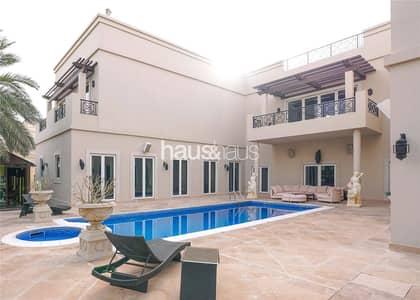 فیلا 5 غرف نوم للايجار في تلال الإمارات، دبي - Unfurnished | Great Location | Available Feb 18th