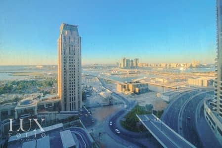 1 Bedroom Flat for Rent in Dubai Marina, Dubai - Palm & Marina Views | Modern & Bright Unit