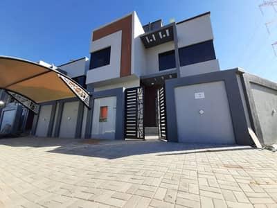 فیلا 4 غرف نوم للبيع في الياسمين، عجمان - عرض ممتاز فيلا جديده علي شارع رئيسي اول ساكن تملك حر لجميع الجنسيات .