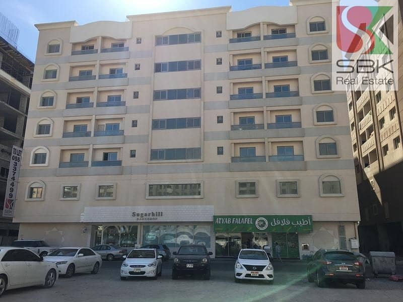 Spacious 1BHK available for Family in Muwaileh Sharjah