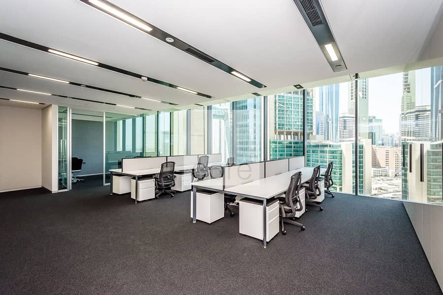 2 Fully Fitted Office   Mid Floor   Parking