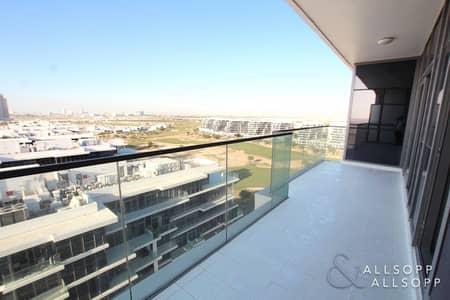 شقة 1 غرفة نوم للايجار في داماك هيلز (أكويا من داماك)، دبي - Vacant | Furnished | Full Golf Course View