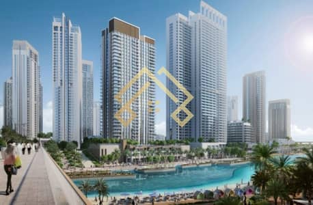 1 Bedroom Flat for Sale in The Lagoons, Dubai - Luxurious Landmark Tower | 60/40 Payment Plan