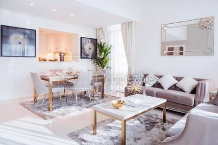 فلیٹ 1 غرفة نوم للبيع في وسط مدينة دبي، دبي - Fully Furnished | Balcony | Mid Floor | Vacant