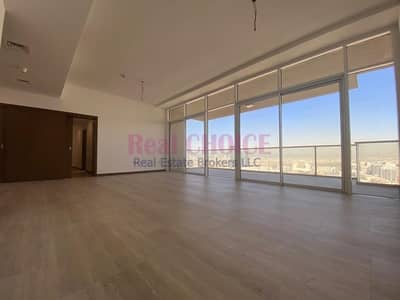 4 Bedroom Apartment for Rent in Jumeirah Village Circle (JVC), Dubai - Big and Bright 4BR| High Floor | Lovely Views | Vacant!