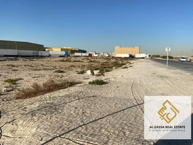Commercial Plot for sale | Nadd Al Hamar