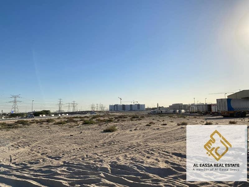 2 Commercial Plot for sale | Nadd Al Hamar