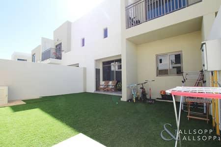 فیلا 3 غرف نوم للبيع في تاون سكوير، دبي - Single Row | Cul De Sac | Close To Pool