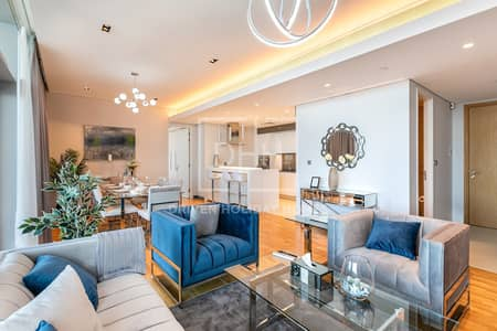 1 Bedroom Apartment for Rent in Bluewaters Island, Dubai - High Floor Elegant 1Bed Bluewaters Island
